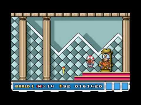 Let's play Super Mario Advance 4 Part 2: Exit stage right!