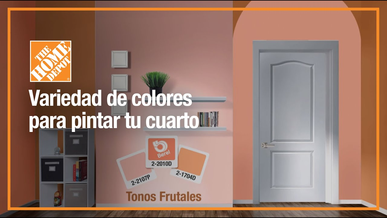 Tendencia de colores para pintar tu cuarto - YouTube