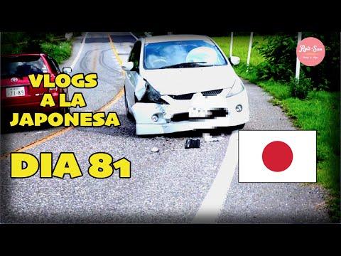 Tuvimos un Accidente de Coche JAPON - Ruthi San ♡ 23-08-15