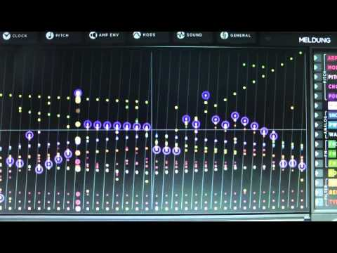 Obscurium generated music
