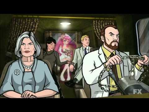 Archer - Krieger's Van