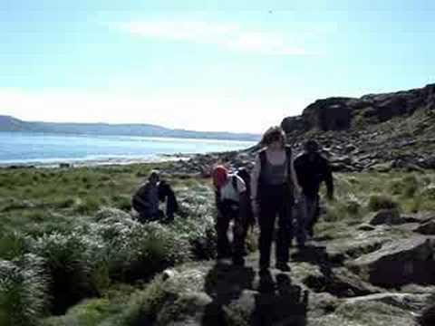 Slapstick survey in Iceland