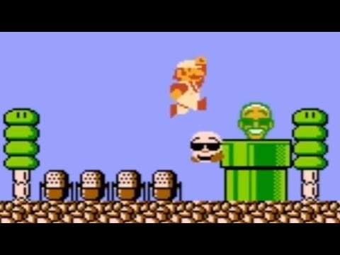 All Night Nippon Super Mario Bros. (NES) Playthrough - NintendoComplete