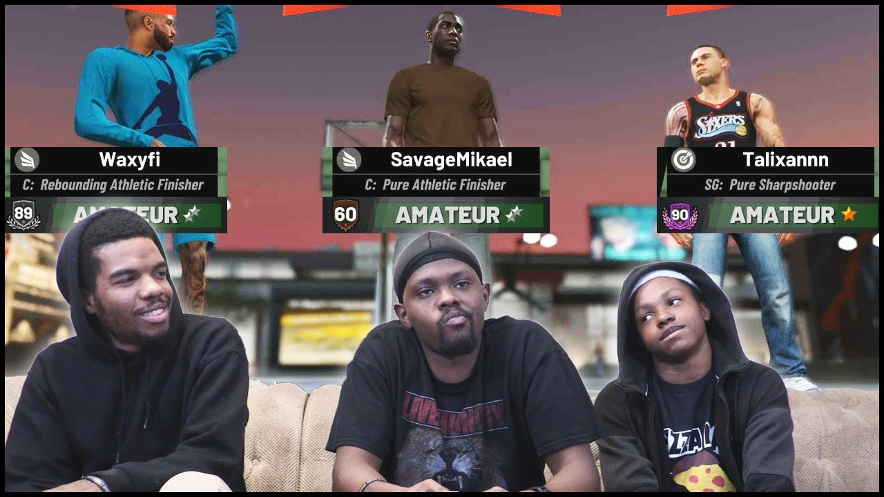 Dope Nba 2k19 Background: We Thought We Were DOPE But Then This Happened...