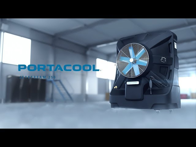 Portacool Jetstream 250 Overview