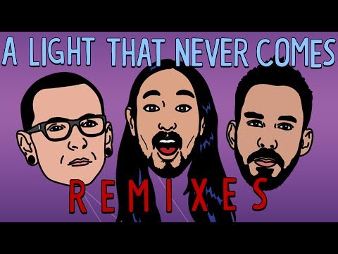 A Light That Never Comes REMIX EP - Linkin Park & Steve Aoki Thumbnail image