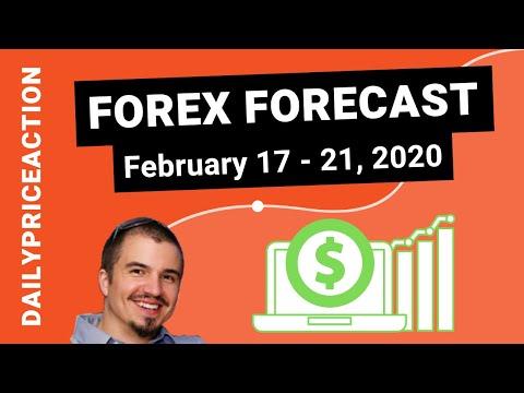 weekly-forex-forecast-for-eurusd,-gbpusd,-usdjpy,-gbpcad,-cadjpy-(february-17---21,-2020)