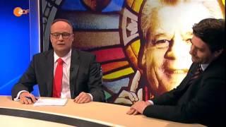 Gauck auf dem Bankentag 2014 - heute-show
