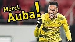 MERCI, AUBA! ⚽️ | Pierre-Emerick Aubameyang's best goals at BVB