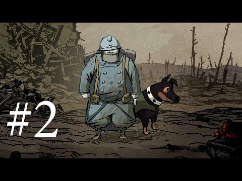 Valiant Hearts | Баги и гонки на выживание | #2
