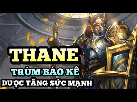 [Kgame 69] Thane Trùm Bảo Kê Được Tăng Sức Mạnh Mùa 5 Quá Trâu Bò Liên Quân Mobile