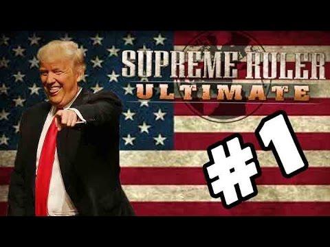 Supreme Ruler Ultimate – Trump Rising: MAGA – Part 1