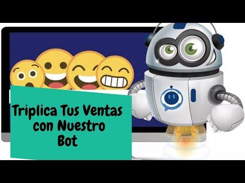 Chat Funnel - 🤖Robot De Facebook | Nuevo Sistema ChatFunnel Bot. Aumenta Tus Ventas En Facebook