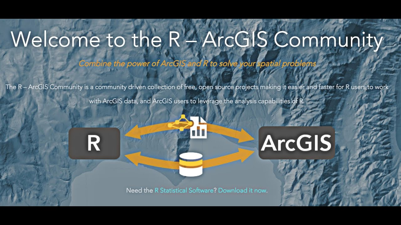 How to install ArcGISBinding Package in R