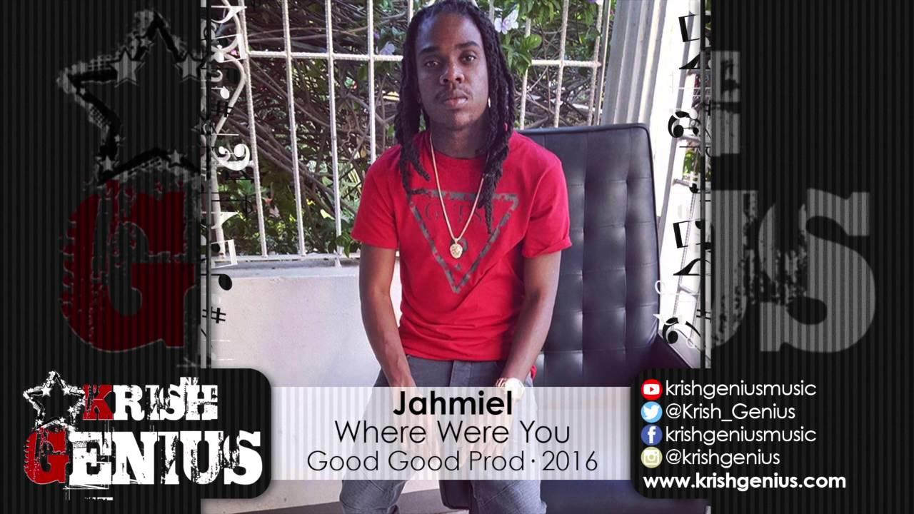 Download Jahmiel - Where Were You [Cure Pain Riddim] February 2016