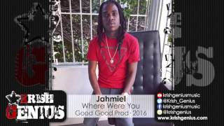 Jahmiel - Where Were You [Cure Pain Riddim] February 2016