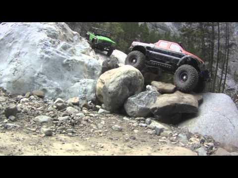 Heart Creek Alberta Mountains RC Trail Adventure