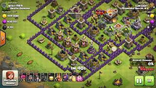 Clash of clans | Best Miner attack | COC | Town hall 11 | Clasher brothers