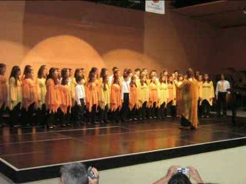 Carol of the bells - Rosarte Childrens Choir