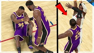 DOWN TO THE LAST SHOT! MOST INTENSE GAME OF THE SEASON! NBA 2k20 MyCAREER (My Player Nation)