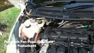 2011 Ford Fiesta review (Start up, engine, and in depth tour)