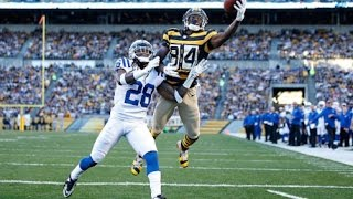 Top 10 Antonio Brown NFL Catches ᴴᴰ