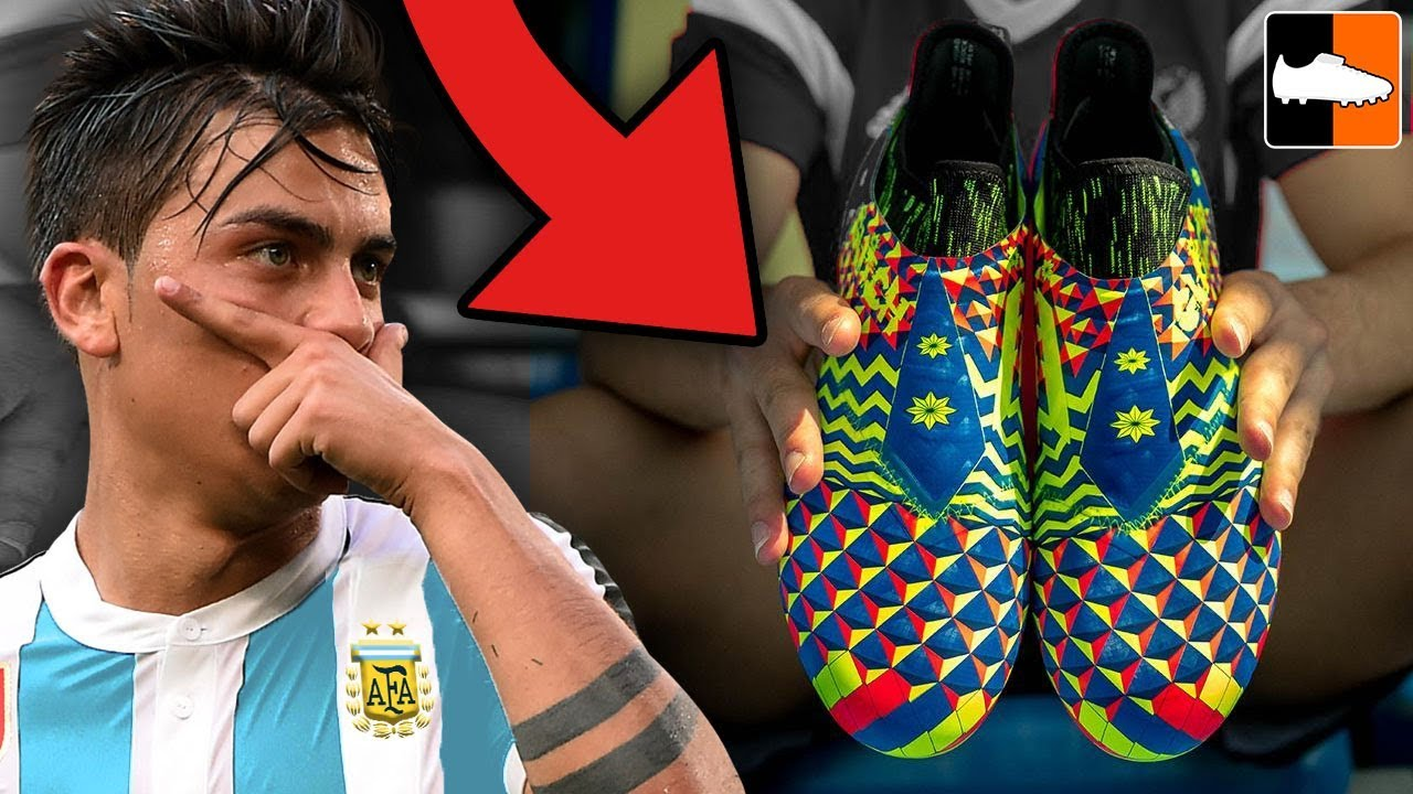 What Are Dybala's New World Cup Boots? Glitch 2.0 Released!
