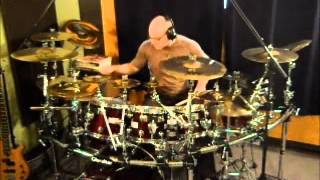 let it whip drum cover by simon