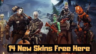 14 NEUE Skins kommen in Fortnite Battle Royale! Watch To Learn How To Get Them KOSTENLOS
