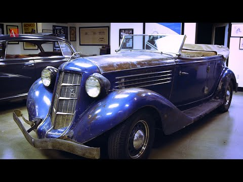 Artist At Work: Jonathan Ward On Melding Vintage Cars With Modern Engineering