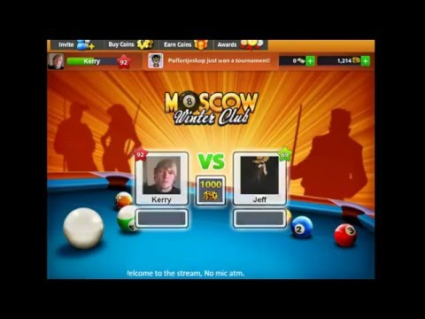 [PC] Dem0nkez | 8 Ball Pool | Facebook