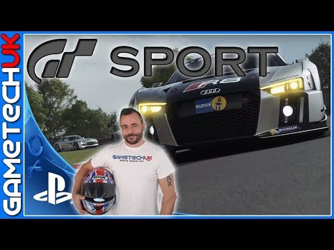 Gran Turismo Sport - Better than Forza 7 or Project Cars 2? - Logitech G29 + GT Omega Racing Rig