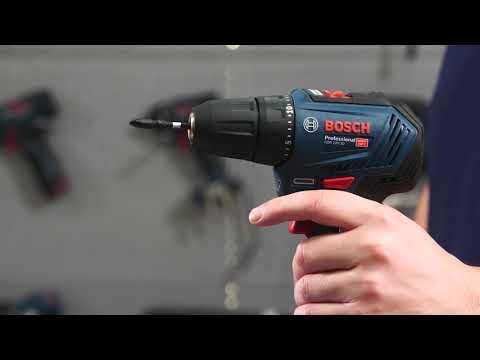 Видео обзор: BOSCH GSR 12V-30 Solo без АКБ и ЗУ