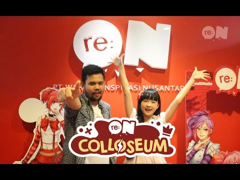 re:ON Colosseum (feat. Esa Pavlichenko & Ola Aphrodite)