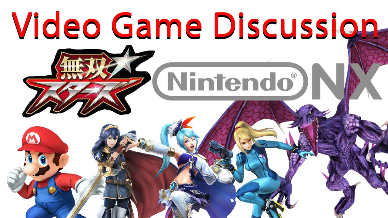 Video Game Discussion: Musou Stars on Nintendo NX ...