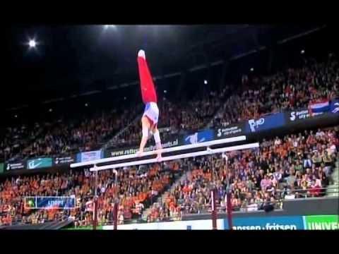 видео: Самые сложные комбинации в спортивной гимнастике 2