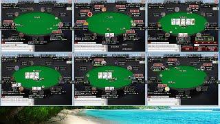 Видео: Покер в субботу, 30 августа – Часть 2