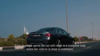 Mercedes-Benz completes first automated drive on Dubai-Abu Dhabi highway
