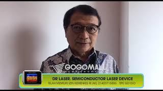 DR LASER PERFECT 10 - BARANG ORIGINAL GOGOMALL & BERGARANSI RESMI 1 TAHUN