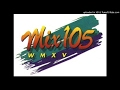 Mix 105 - WMXV New York - 10/30/95 - Bill Neil