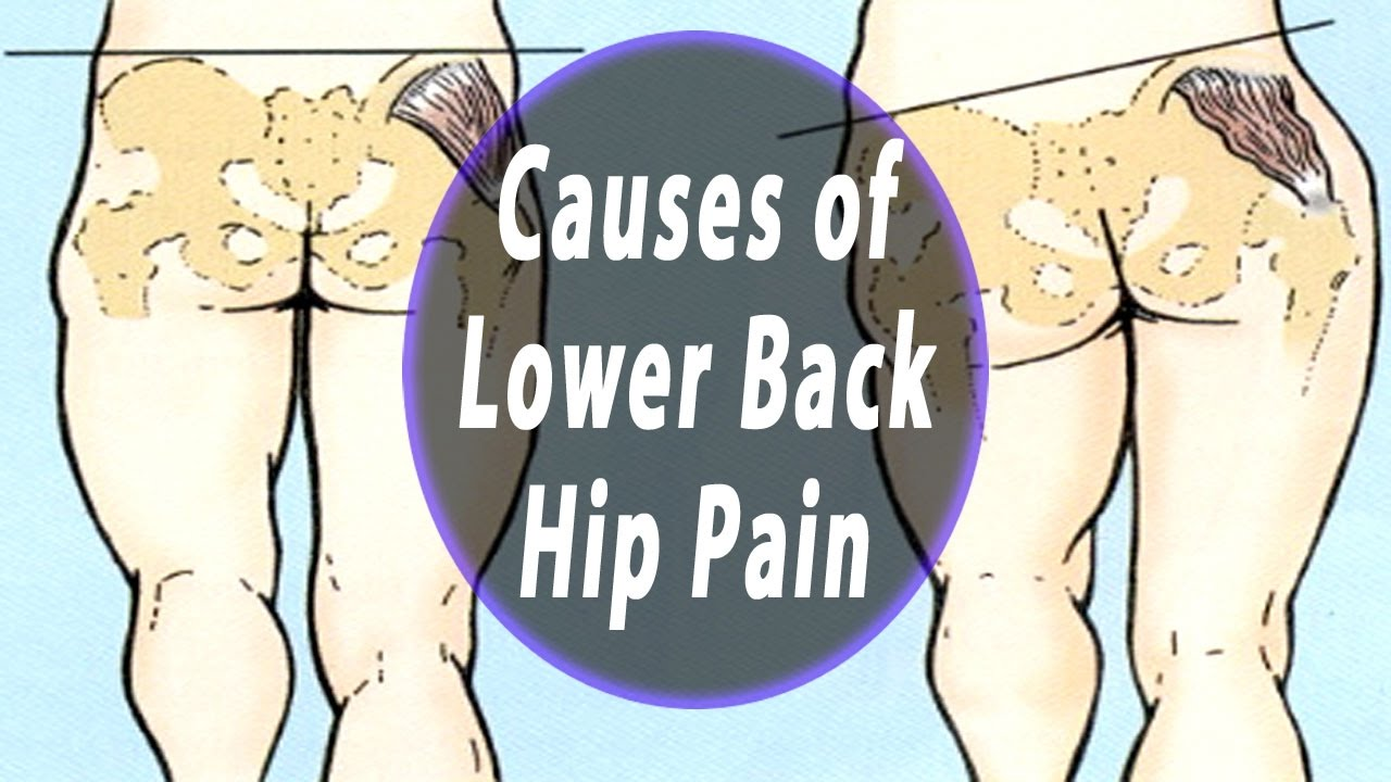how to stop lower back pain while running