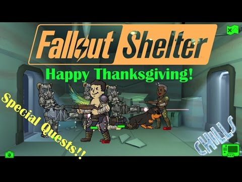 Fallout Shelter Thanksgiving Special!!!