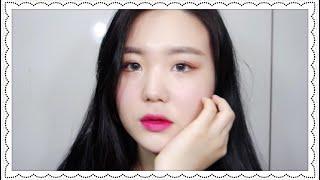 핑크핑크립 메이크업?❤️/일리윤에센스/ILLIYOON/…