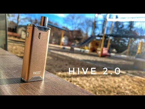 Product Review – Yocan Hive 2.0 – Multi attachment Multi Heat