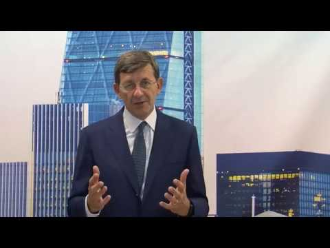 Vittorio Colao,CEO-Vodafone Group IMC 2017