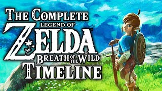 The COMPLETE Breath of the Wild Timeline