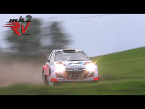 Thierry Neuville Hyundai i20 WRC Best of 2014 Maximum Attack