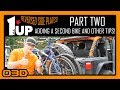 Part Two - Best Jeep Bike Rack - 1UP-USA With Reversed Side Plates