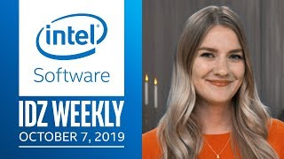 Build a Shopper Gaze Monitor | IDZ Weekly | Intel Software