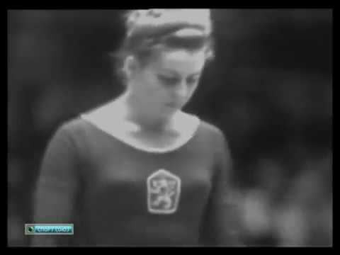 1964 Tokyo Olympic Games, Gymnastics, Women, Team All Around